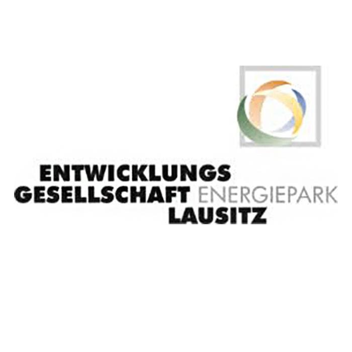 Logo Entwicklungsgesellschaft Energiepark Lausitz